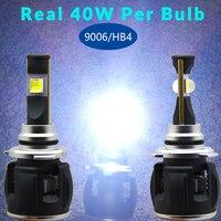 XHP70 9006 HB4 LED Bulb 6000k Headlight Bulbs 120w Fog Lights Kit 15600LM 2018 Turbo Light X70 H4 H7 H11 Hir2 D1S D2S D3S D4S
