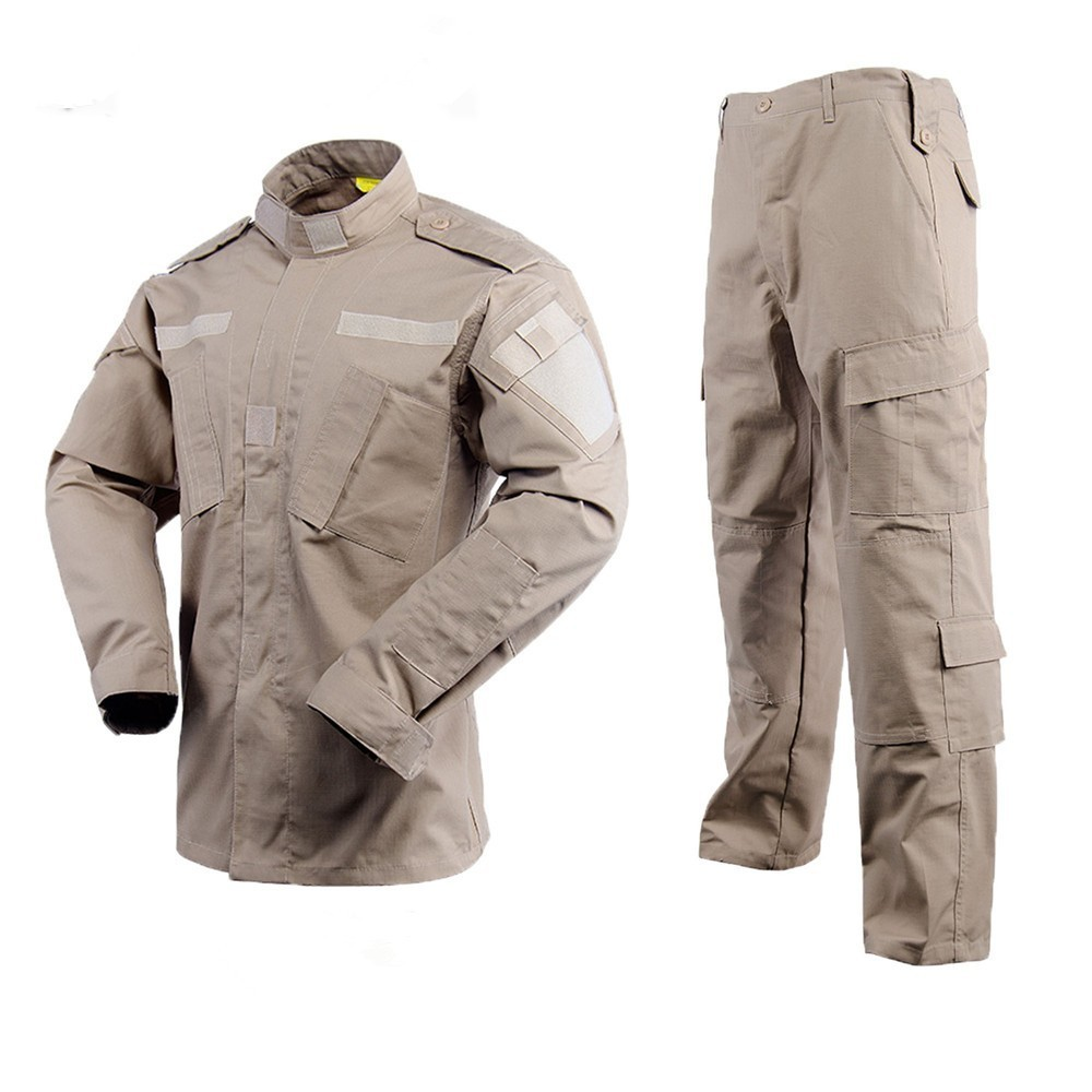 CS Field Combat Camo Army Fans Uniform Suit Men Women Outdoor Shoot Hunting Airsoft Training Tactical Military Shirt + Pants Set