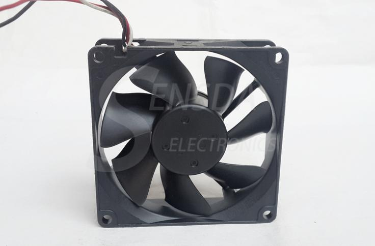 Original NMB 3110RL-04W-B76 8025 80mm 8cm DC 12V 0.44A chassis server inverter axial cooling fans