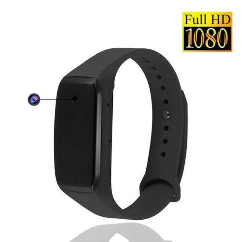 1080P Браслет Смарт часы браслет с камерой DVR видео рекордер Горячая Мода унисекс Смарт часы