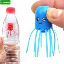 1 шт случайный цвет Медузы эльфы Волшебные Медузы плавающие морские Медузы магический реквизит фокусы Классические игрушки