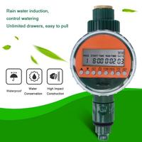 Automatic LCD Rainfall Controller Automatic Home Automatic Watering Device Irrigation Rainwater Induction Timer