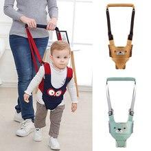 Ремень безопасности для детей ясельного возраста, ходунки на жгуте, крылья, поводки для мальчиков и девочек 6-24M