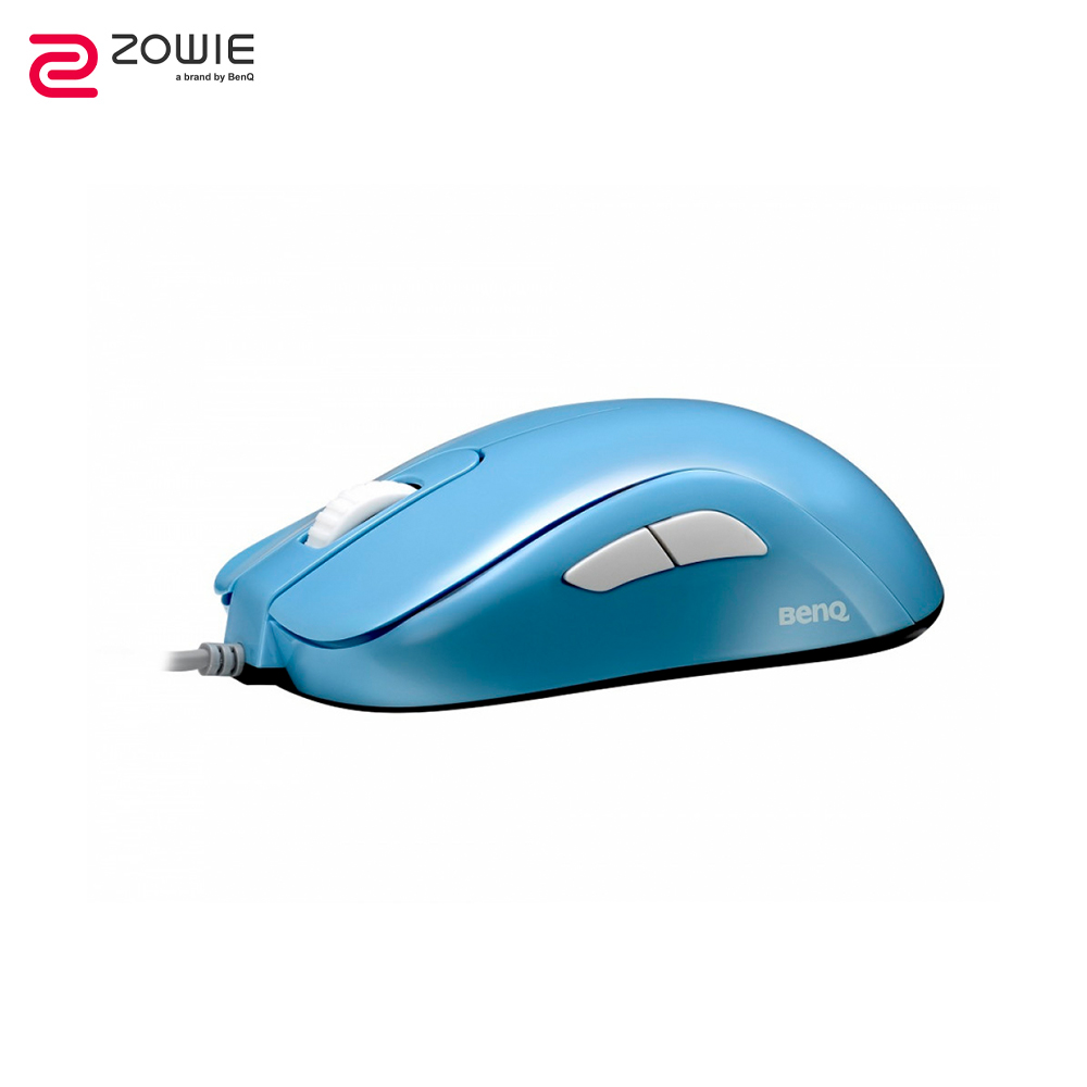 GAMING MOUSE ZOWIE GEAR S1 DIVINA BLUE EDITION computer gaming wired Peripherals Mice & Keyboards esports e blue ems618 wired gaming mouse white