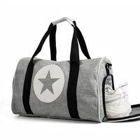Gym Bag For Men Shoes Pouch Handbag Trainning Women Fitness Bags Outdoor Sport Travel Hiking Bag Multifunction Backpack