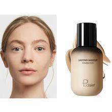 купить 40ML Liquid Foundation BB Cream Cc Oil Control Base Face Concealer Cosmetic Waterproof Durable Women Face Foundation Makeup по цене 155.76 рублей