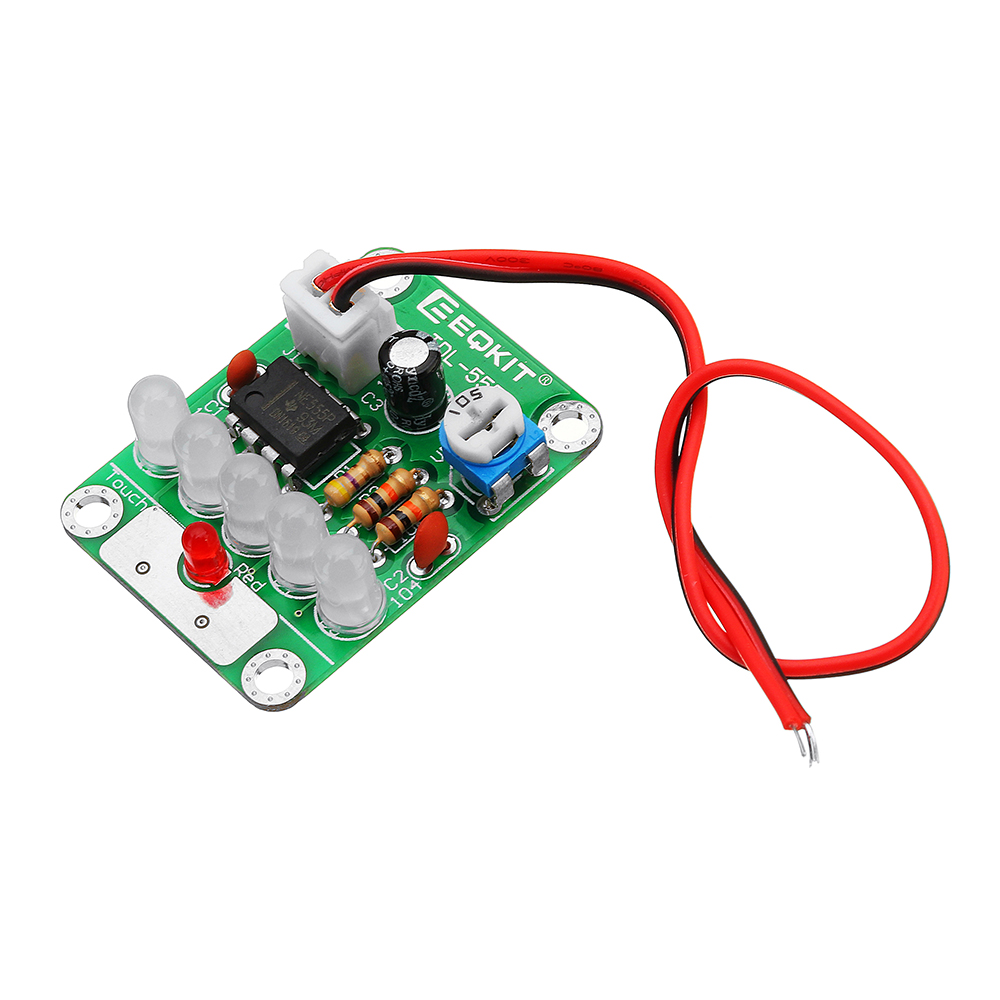 New Dc 5v For Touch Delay Light Electronic Led Board Light For Diy Electronic Manufacturing Product Electronic Components & Supplies Integrated Circuits