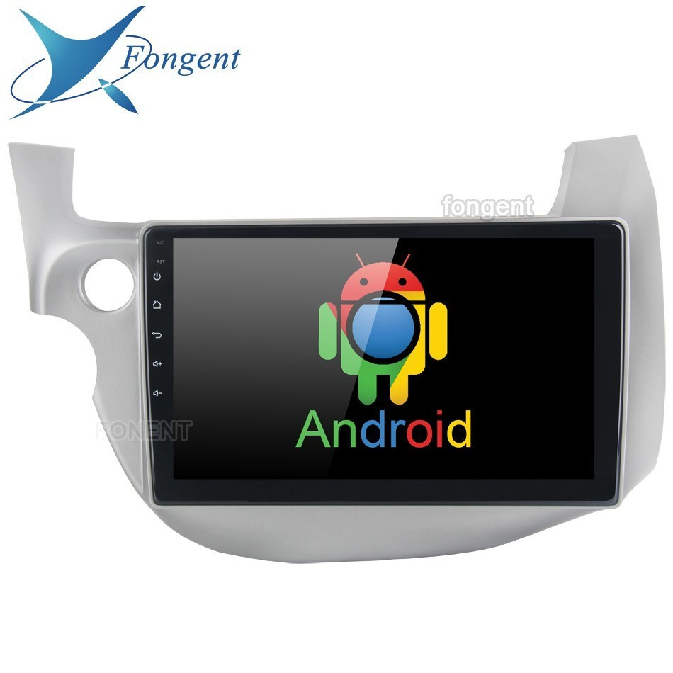 <font><b>Android</b></font> Car Multimedia Player Tape Recorder GPS Navigator 8 core 4GB RAM Radio for <font><b>Honda</b></font> <font><b>Fit</b></font> Jazz 2008 <font><b>2009</b></font> 2010 2011 2012 2013 image