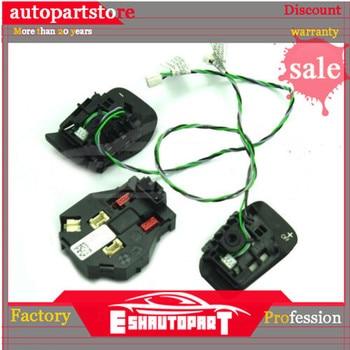 5K0959542B 5K0951528 5K0951527 For B7L CC Set Steering Wheel Module+ Shift Paddles
