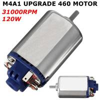 11.1V 0.06A 31000RPM M4A1 Upgrade Gen8 Rare Earth 460 Motor energy Motor DIY Metal of metal gear