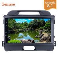 Seicane Android 8.1 9 inch Wifi Car Radio For KIA Sportage 2010 2011 2012 2013 2014 2015 2Din GPS Multimedia Player Head Unit