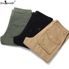 Men CARGO PANTS Overalls Male Mens Army Clothing TACTICAL PANTS MILITARY Work Wear Many Pocket Combat Style Straight Trousers