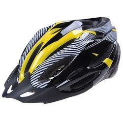 Rowerowy rowerowy kask rowerowy regulowana ochrona Amarillo