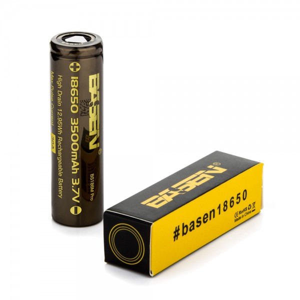 LEORY 4 Pcs BASEN BS186M Pro 18650 Battery 3500mAh 30A Rechargeable Li-ion Battery For Camping Hunting CyclingLEORY 4 Pcs BASEN BS186M Pro 18650 Battery 3500mAh 30A Rechargeable Li-ion Battery For Camping Hunting Cycling