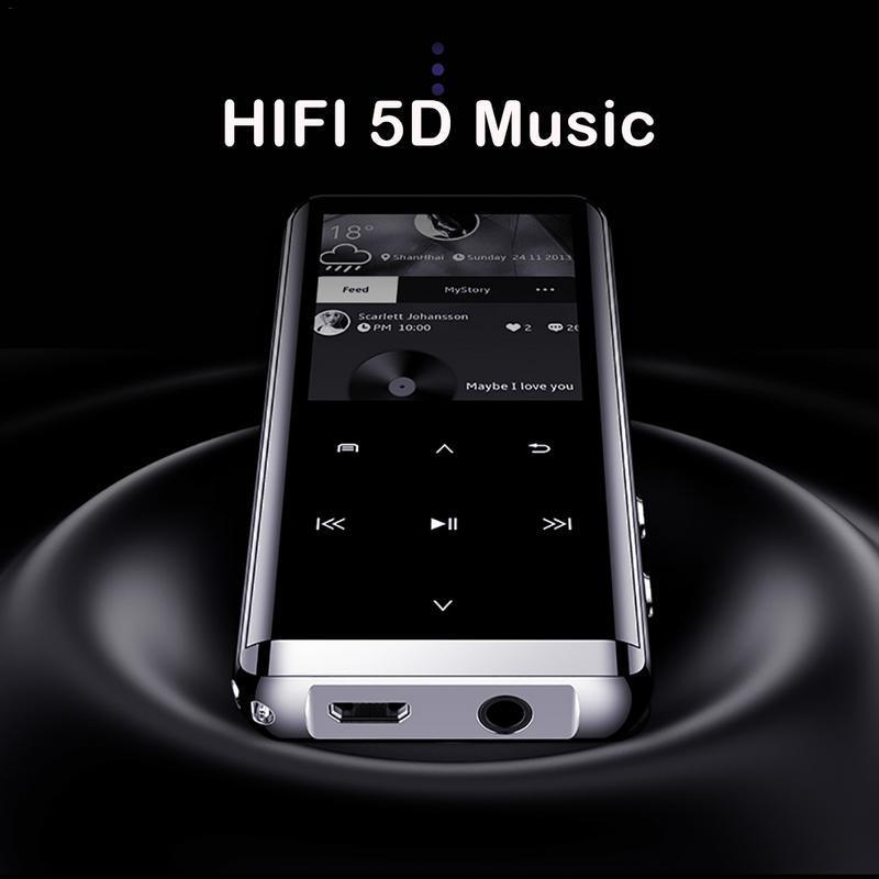 8g 16g M13 Bluetooth Mp3 Mini Mp4 Lossless Hifi Musik Mp5 Walkman Mp6 Player Unterhaltungselektronik Tragbares Audio & Video