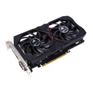 Image 2 - Bunte iGame GeForce RTX 2060 Grafikkarte GDDR6 6G V2 GPU Gaming Video Karte 1365 1680Mhz PCI E 3,0 placa de video Für PC