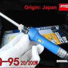 Japan GOOT Repair Tools TQ-95 Fast Thermal Electric Soldering Iron Input 220~240V Power Adjustable 20/200W Internal Heat Type