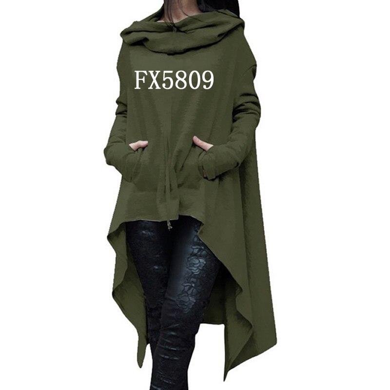 2018 neue Mode Glauben Drucken Tops Kawaii Sweatshirt Femmes Hoodies Kleidung Cord Druck Dicken Herbst Kreative