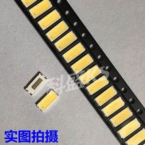 Image 2 - סיאול LED תאורה אחורית 1w 7030 6v מגניב לבן 90 100LM LCD מסך תאורה אחורית טלוויזיה טלוויזיה יישום STWBX2S0E 1000pcs