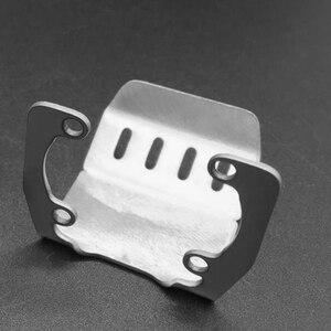 Image 5 - Assale Anteriore del telaio Piastra Per Axial Scx10 II 90046 90047 90059 90060 RC Auto di Protezione In Metallo Telaio Asse Piastra