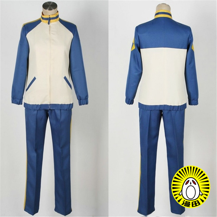 Inazuma Eleven Endou Mamoru Anime Cosplay Costume Training Clothes for The Football Department Fancy Carnival Character Suit