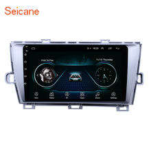 Seicane Android 8.1 2 Din Car radio Multimedia Video Player GPS For Toyota Prius 2009 2010 2011 2012 2013 Left hand driver(China)