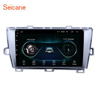 Seicane Android 8.1 2 Din Car radio Multimedia Video Player GPS For Toyota Prius 2009 2010 2011 2012 2013 Left hand driver