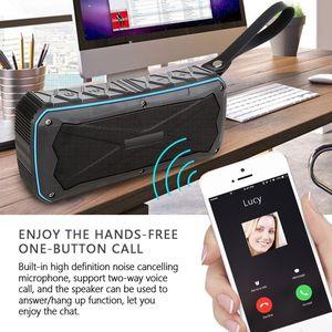 Image 5 - Outdoor Speaker Portable Waterproof Bluetooth Speaker Riding Climbing Bicycle Speakers Handsfree TF Card Audio Music Center