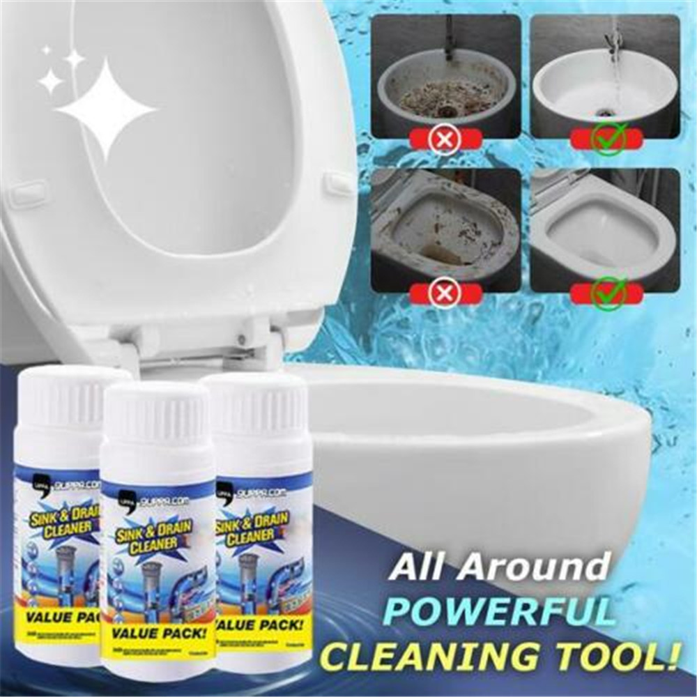 Sewage Cleaner Sewage Multi Function Toilet Cleaner Quick Foaming All Purpose