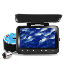Erchang 15 м кабель камера рыболокаторы Led мониторы HD подводная камера Ice Рыбалка Английский Русский