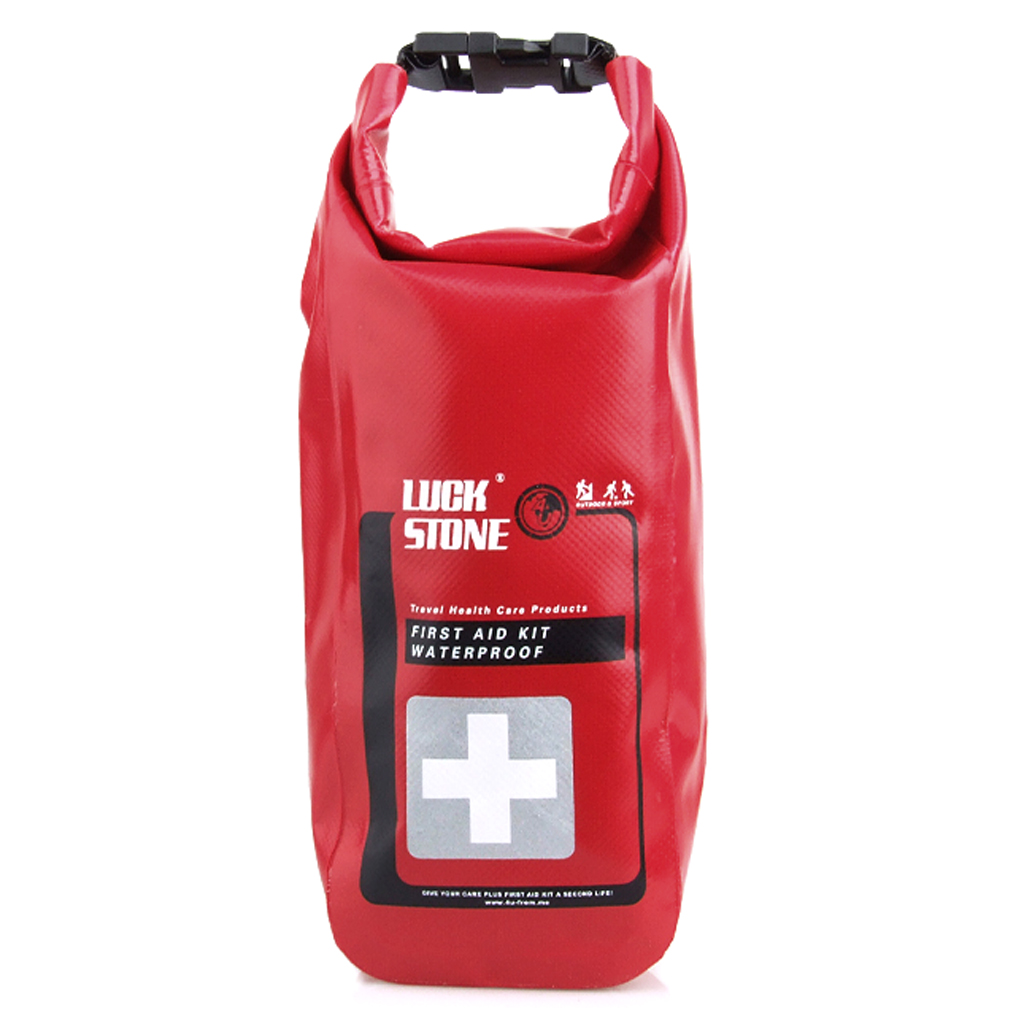 Empty Waterproof Emergency First Aid Kit Bag Travel Outdoor Dry Bag For Rafting Camping Kayaking Hunting Travelling Canoe Boat
