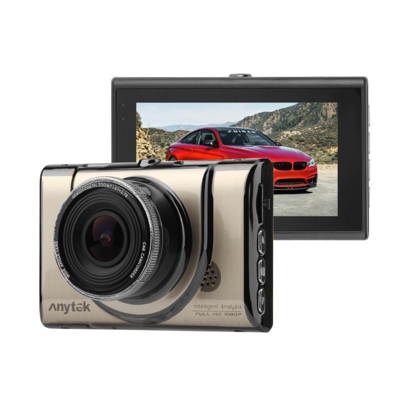 Original Anytek A100 + Car DVR Novatek 96650 Car Camera AR0330 1080P WDR Parking Monitor Night Vision Box anytek car dvr a100 novatek 96650 car camera ar0330 1080p wdr parking monitor night vision black box
