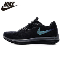 b3d64cef7b1 Nike ZOOM WINFLO 4 SHIELD Men s Running Shoes Breathable Sports Shoes  Lightweight