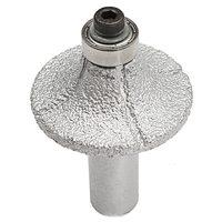 HHO 1/2inch Diamond Router Bit Wheel Half Bullnose For Hand Profiler Marble Granite|Hand Tool Sets| |  -