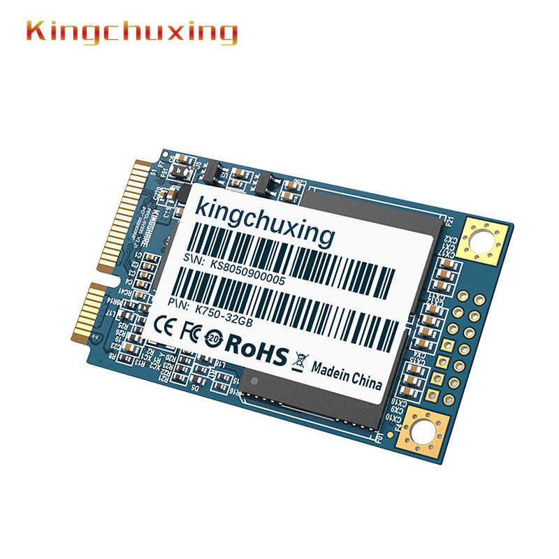 Interfejs mSATA SSD 1TB 500GB 1T 512GB 256GB 128GB 64GB 32GB wewnętrzny dysk SSD dysk twardy do laptopa Desktop Kingchuxing