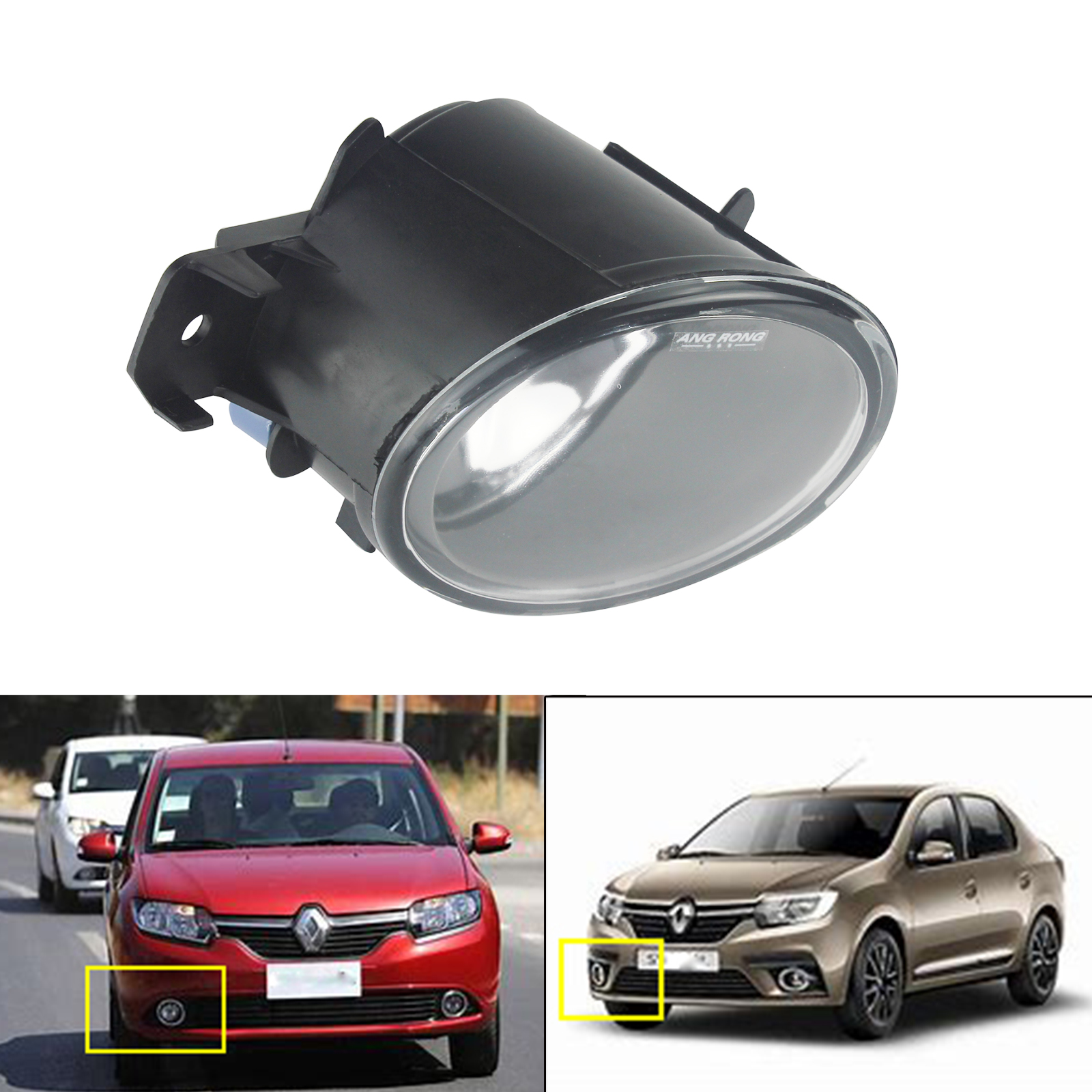 Ford Tourneo Connect 2009-2013 Front Fog Light Lamp O//S Driver Right