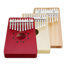10 Key Kalimba Thumb Piano Mbira Kalimba Instrument Kalimba Musical Instrument Perceuse Percussion Music Instruments for Kids kalimba piezo pickup mbira accessories thumb piano pick up musical instruments