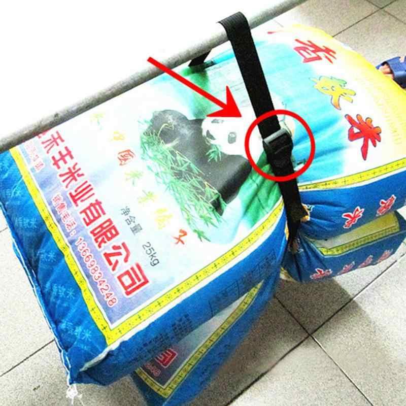 Cinturón de Nylon equipo de Camping Carga atar abajo equipaje correa de pestañas Cam hebilla Kits de viaje herramientas de Camping al aire libre