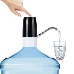 電気温水ディスペンサー充電式バッテリー飲料水ボトルポンプハンドプレス新しい