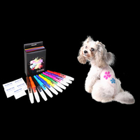 Pet Dog Hair Beauty / Hair Care Brush Pet Dog Beauty Simple Box for pet groomer easy to operate pet grooming supplies Hair dyes