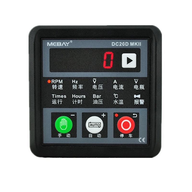 mebay dc20d modulo de controle do gerador frete gratis