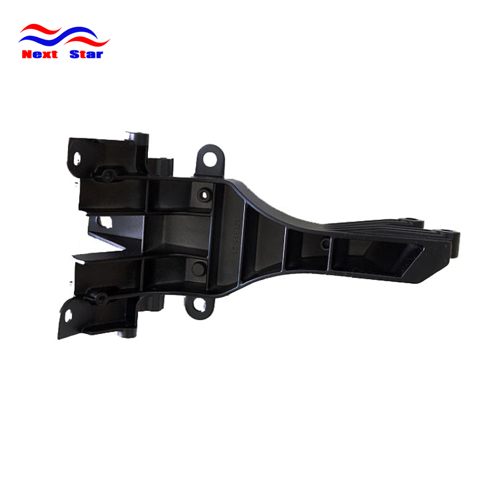Motorcycle Black Front Light Frame Headlight Bracket For KAWASAKI ZX14R ZX-14R 2006-2014 2007 2008 2009 2010 2011 2012 2013 2014