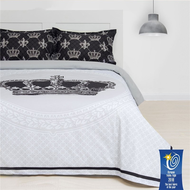 Bed Linen Ethel 2 CH Imperial 175х215 cm, 200х220 cm, 50х70 + 3 cm-2 pcs, ранфорс 111g/m2 charles kim teach yourself visually guitar