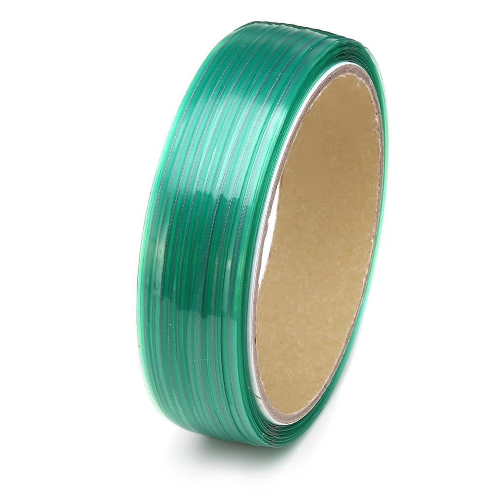 5M Vinyl Car Wrap Knifeless Tape Car Stickers Cutting Tool Vinyl Film Tape Green