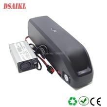 EU US no tax 14S 51.8V 52V big hailong ebike battery pack 10.4Ah 11.6Ah 12Ah 13Ah 14Ah with charger for BBS02B BBSHD motor power