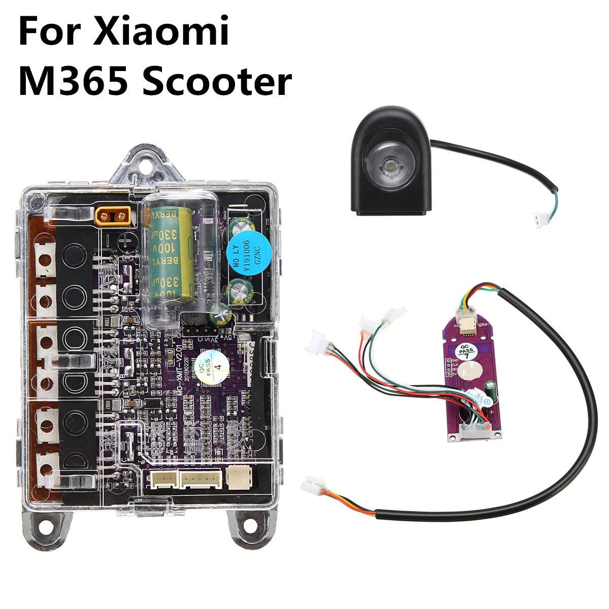 Kit de Circuit ESC de phare de carte mère de planche à roulettes de Scooter électrique pour XIAOMI pour le remplacement de Scooter de Mijia m365