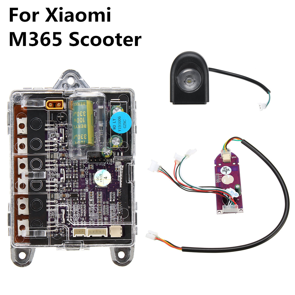 Electric Scooter Skateboard Motherboard bluetooth Board Headlight ESC  Circuit Kit for XIAOMI for Mijia m365 Scooter Replacement