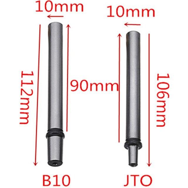 Non alimenté bricolage travail du bois coupe meulage broche coupe ceinture B10/JTO perceuse mandrin ensemble petit tour accessoires pour scie à Table