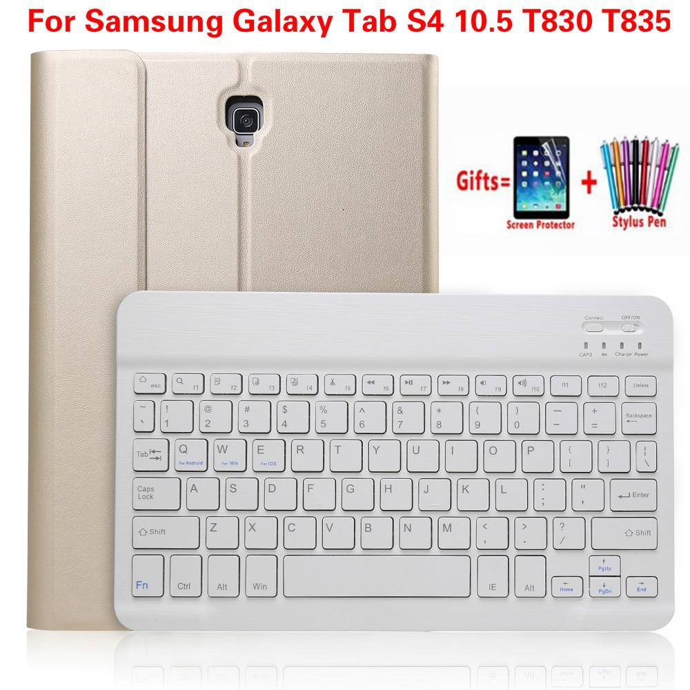"10.1/"" TASTIERA QWERTY PER libro copertura per Samsung Galaxy Tab a SM-T585 Tur"