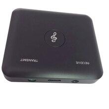 Bt1 Bluetooth 4.2 משדר מקלט 2 ב 1 אוניברסלי אלחוטי אודיו מתאם עבור טלפון מחשב בית טלוויזיה סטריאו 3.5Mm אודיו + Usb & Rca